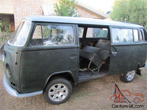 vw kombi 1972 lowlight and parts