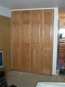 custom closet door custom bifold closet doors amish custom furniture