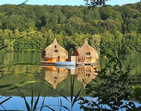 Cabanes Grands Lacs by 10 H 244 Tels Insolites Pour Votre Lune De Miel
