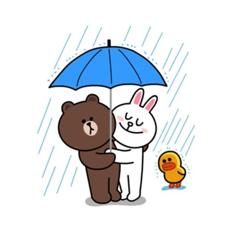 Kaos Line Emoticon Brown 16 18 best brown and cony images on cony brown