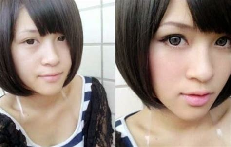 tutorial make up korea before after 1000 images about hair style on pinterest uniqlo