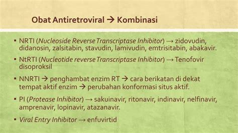 Obat Arv ppt tb hiv powerpoint presentation id 1899731