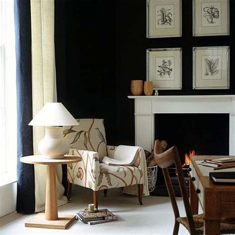 rooms with black walls matte black is the new black the decorologist