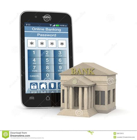 d bank banking banking stock photos image 35672913