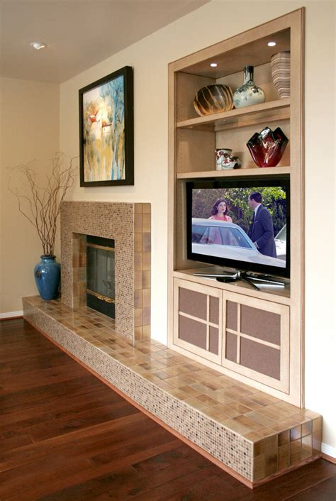 fireplace tv cabinet built in tv cabinet design fireplace cabinets matttroy