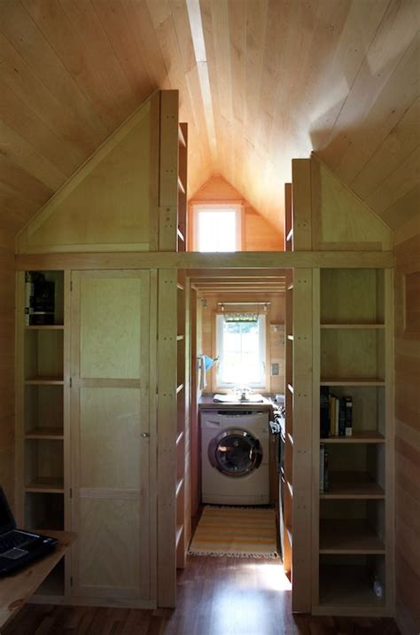 the 130 square foot quot fencl quot tiny house being pulled by a tumbleweed fencl tiny house on a trailer for sale