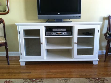 ikea white tv stand ikea done right gail wright at home
