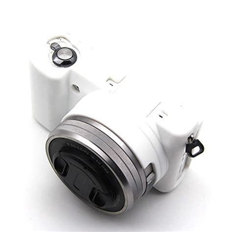 Sony Alpha Ilce A5000 L 1650 Black Kamera kamera h 252 lle tasche etui silikon f 252 r sony alpha a5000