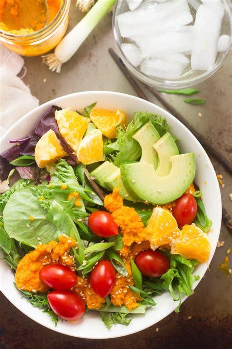 japanese onion ginger and carrot salad dressing japanese salad with carrot ginger dressing connoisseurus veg