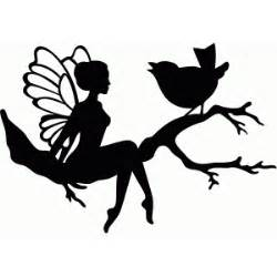 silhouette design store view design 67951 bird fairy