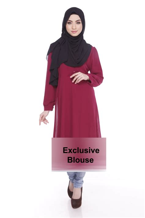 Baju Jubah Exclusive new shawl exclusive jubah baju kurung dropship wholesale borong jualbeli shop