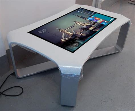 42inch Wifi Digital Coffee Table Touch Screen Kiosk Tft Coffee Table Touch Screen Computer