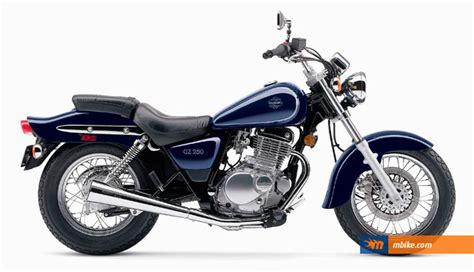 2003 Suzuki Gz250 Specs 2003 Suzuki Gz 250 Marauder Picture Mbike