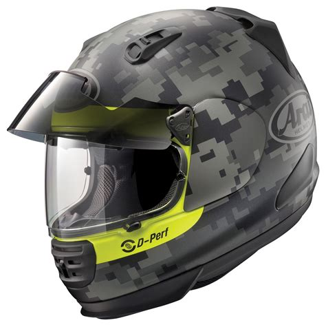 arai motocross helmet arai defiant pro cruise mimetic helmet revzilla