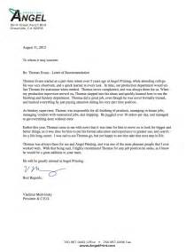 Letters Of Recommendation Templates by Doc 495640 Templates Of Letters Of Recommendation Free