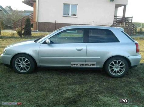 Audi A3 Baujahr 2000 by 2000 Audi A3 Car Photo And Specs
