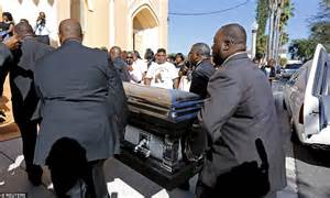 Corey Funeral Home by Corey Jones Dead By Nouman Raja Is Laid To Rest In