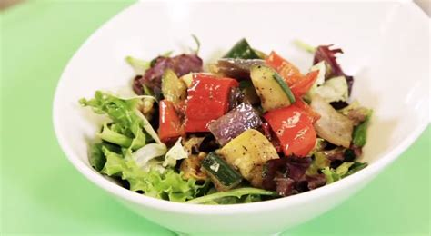 recipes with whole grains and vegetables recipe roasted vegetable and whole grain salad