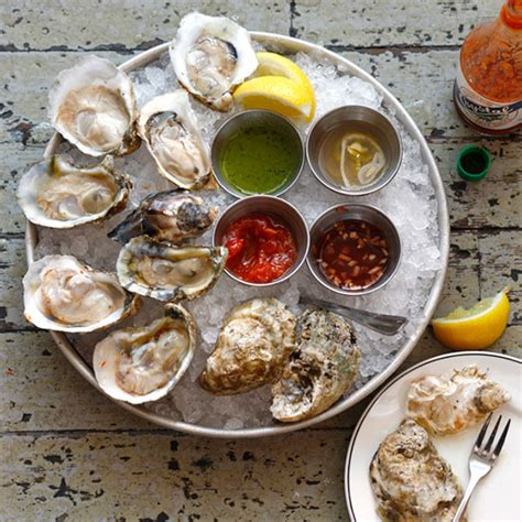 Top Oyster Bars by America S Best Oyster Bars Food Wine