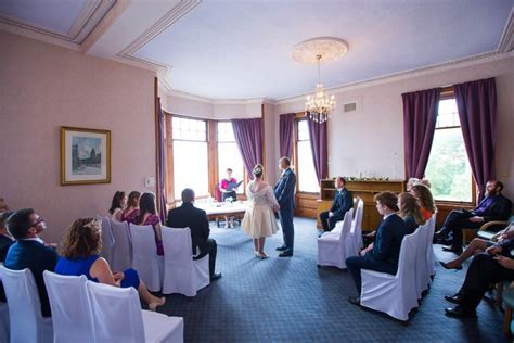 South Queensferry Registry Office wedding   Hazel & Anthony