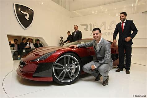 future rapper bugatti rimac automobili s concept one electric supercar and the