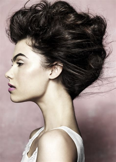 lang haar opsteken on pinterest updo long hair and updos