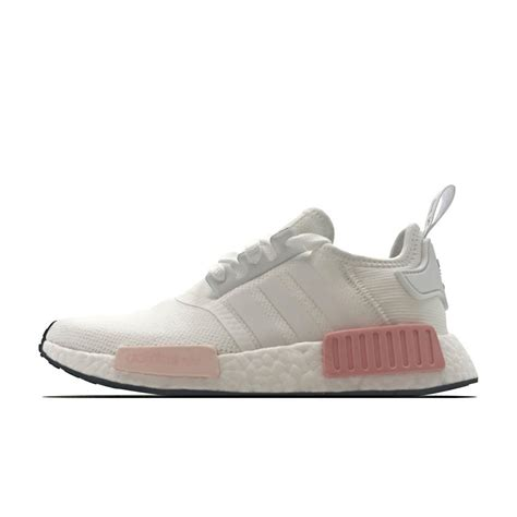 adidas nmd women adidas originals women nmd r1 white pink add1896wp