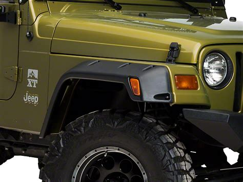 rugged ridge australia rugged ridge tj wrangler all terrain flare set of 4