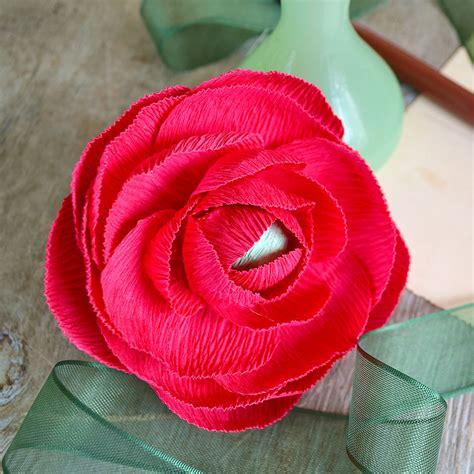 come creare fiori di carta crespa come creare fiori di carta crespa excellent mi piacciono