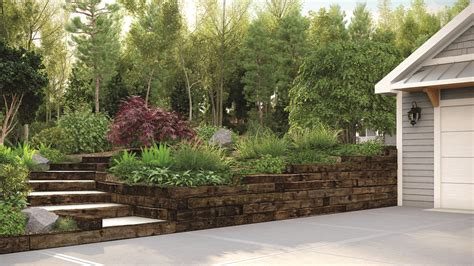 Railroad Ties Landscaping Ideas Landscaping Designs Pictures Landscaping With Railroad Ties