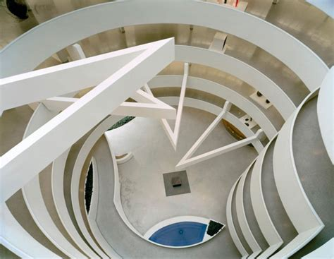 Guggenheim Museum Bilbao Floor Plan 9 times architects transformed frank lloyd wright s