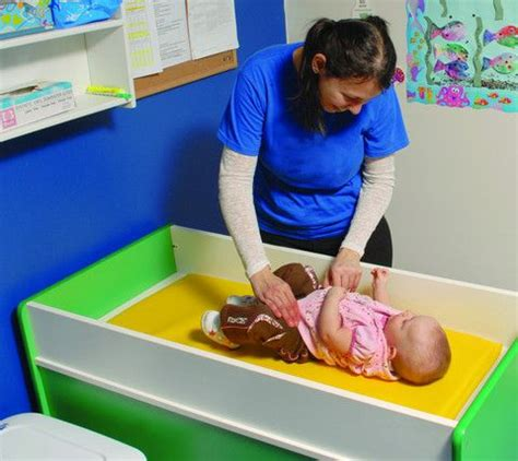 Changing Table For Daycare 100 Best Images About Child Care Room Day Care Center Room On Day Care Infant Day