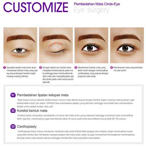Eye Circle Utk Kantong Mata pembedahan grand plastic surgery