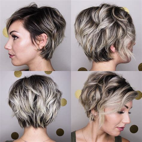 short hair cuts for the front of the head for womenhe head 10 peppy pixie cuts boy cuts girlie cuts zu begeistern
