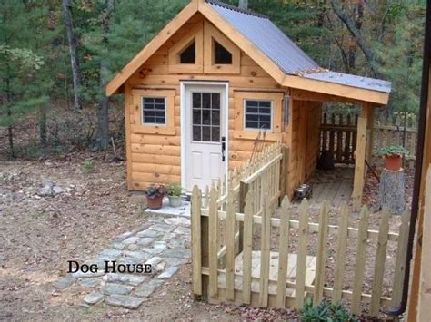 cool dog houses cute dog house with side yard cool dog house