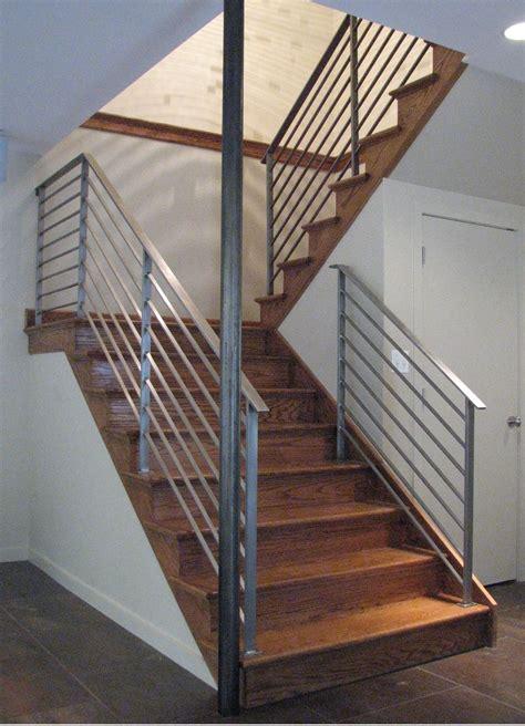 Banister Iron Works Handmade Rudess Stair Railing By Eric David Laxman