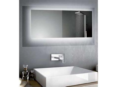 Specchi Retroilluminati Per Bagno by Specchio Bagno Led Rettangolare O Quadrato