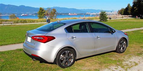 2014 Kia Sx Sedan 2014 Kia Forte Sx Sedan Review The Automotive Review