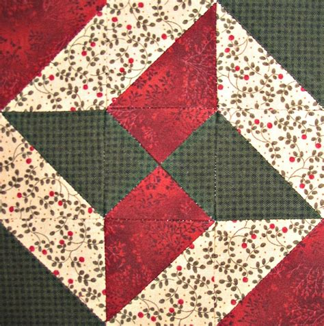 Quilt Block by Starwood Quilter Wandering Quilt Block