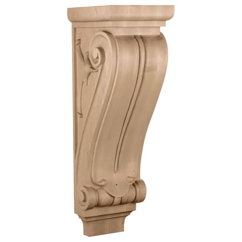 Wood Corbels Solid Wood Corbels Architectural Millwork