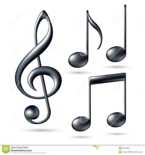 imagenes nota musical sol clave de sol con las notas fotograf 237 a de archivo libre de