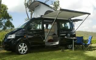 Camper Van Awning Vw Transporter Camper Conversions