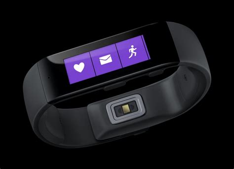 microsoft lancia quot band quot uno smartwatch per battere apple