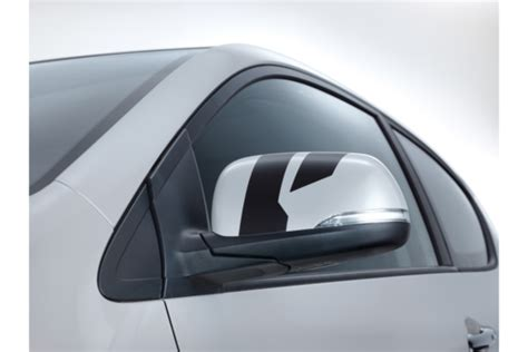 Kia Picanto Door Mirror by Car Decals Car Decal Stickers From Car Accessories Plus