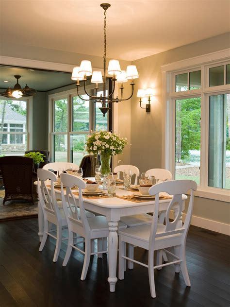 dining room hgtv