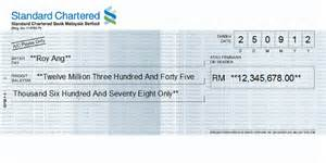 professional cheque printing examples