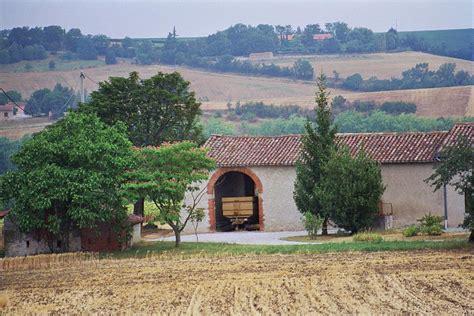 Supérieur Chambre Agriculture Haute Garonne #1: bati_ancien_du_lauragais_et_paysage.jpg