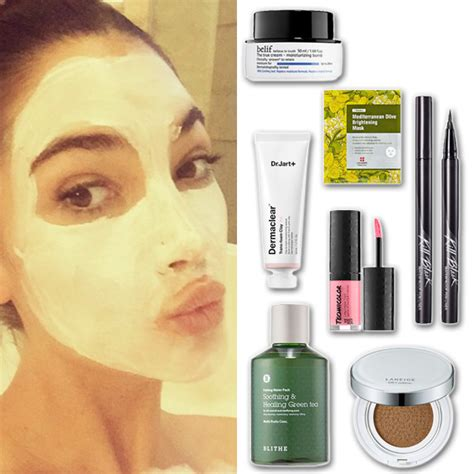 favorite things bonanza hair skin care wine and more best korean beauty the skincare makeup products you