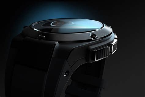 Hp Smartwatch Take A Look At Hp S Luxury Smartwatch