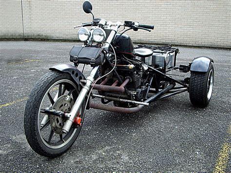 Dreirad Motorrad Mit Vw Motor by How To Build A Custom Trike Ebay